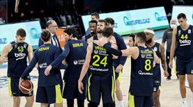 Fenerbahçe Beko'da 1 kişinin testi pozitif çıktı