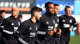 Beşiktaş'ın Ç. Rizespor maçı kadrosu belli oldu