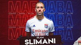 Lyon Slimani'yi aldı, Dembele'yi kiraladı