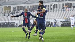 ÖZET   Fransa Süper Kupası PSG'nin