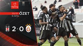ÖZET | Beşiktaş 2-0 Galatasaray