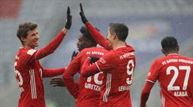 Bayern fırsatı geri çevirmedi