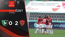 ÖZET | Y. Denizlispor 0-2 A. Hatayspor