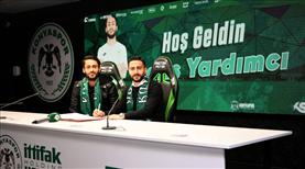 Konyaspor, Barış Yardımcı'yla imzaladı