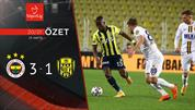 ÖZET | Fenerbahçe 3-1 MKE Ankaragücü