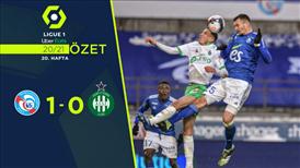 ÖZET | Strasbourg 1-0 Saint-Etienne