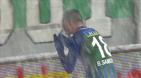Milan Skoda bu golle hat-trick yaptı