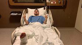 Abdülkadir Ömür ameliyat edildi