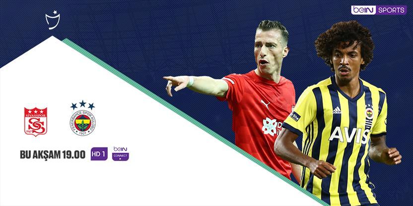 Muhtemel 11'ler | DG Sivasspor - Fenerbahçe