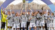 Ronaldo tarih yazdı, Juve kupayı kazandı