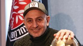 Süleyman Hurma'dan stat müjdesi