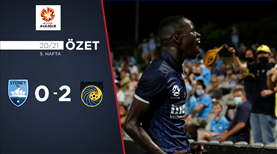 ÖZET | Sydney 0-2 Central Coast Mariners