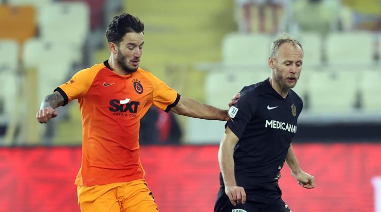 Malatya'da Galatasaray'a geçit yok