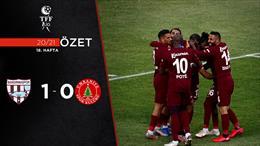 ÖZET | RH Bandırmaspor 1-0 BS Ümraniyespor