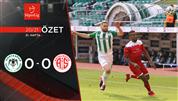 ÖZET | İH Konyaspor 0-0 FTA Antalyaspor