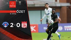 ÖZET | Kasımpaşa 2-0 DG Sivasspor