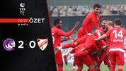ÖZET | A. Keçiörengücü 2-0 B. Boluspor