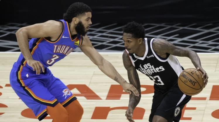 Clippers'ın serisi devam etti