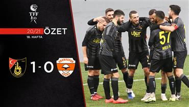 ÖZET | İstanbulspor 1-0 Adanaspor
