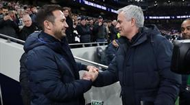 GALERİ | Mourinho'dan Lampard yorumu