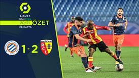 ÖZET   Montpellier 1-2 Lens