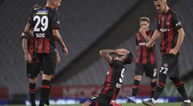 Bertolacci golü attı, gözyaşlarına boğuldu