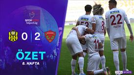 ÖZET | ÖK Yeni Malatyaspor 0-2 Atakaş Hatayspor
