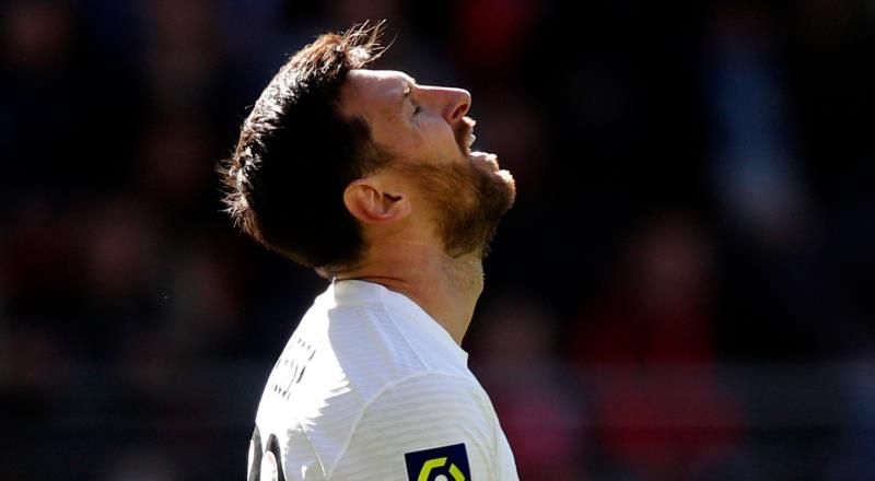 Messi: Başka çarem yoktu