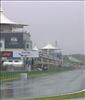 Son antrenman seansına yağmur damgası!