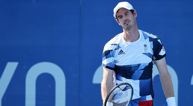 Andy Murray'den buraya kadar...