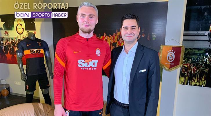 beIN Sports: Nelsson beIN SPORTS a konuştu Hedefim Avrupa da kupalar kazanmak