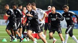 Beşiktaş'ın kamp kadrosu açıklandı! 5 eksik...