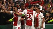 Ajax, Dortmund'u dağıttı: 4-0