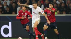 Lille'de gol sesi çıkmadı: 0-0