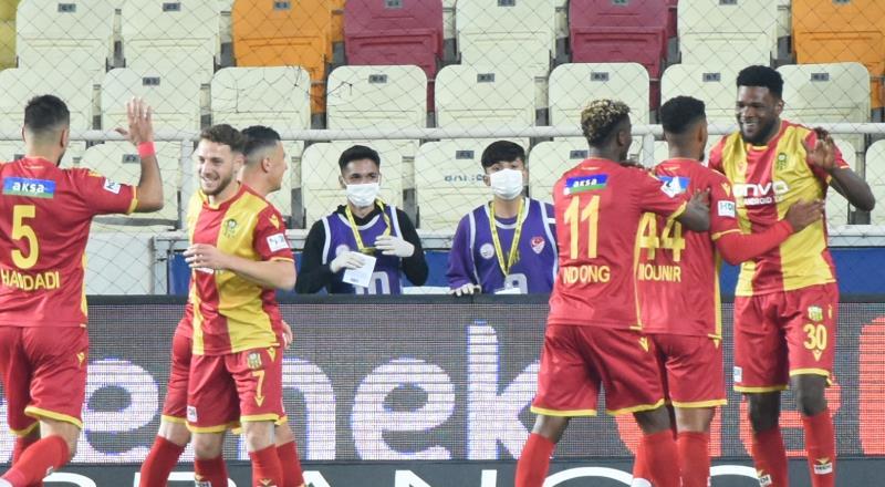 ÖK Y. Malatyaspor - Altay maçının golleri burada!