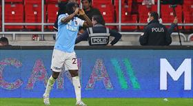 Trabzonspor'un koltuğunu Gervinho korudu! İşte kilidi açan gol...
