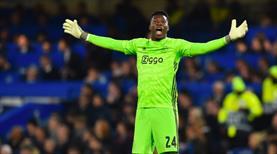 Ajax'ta Onana futboldan men edildi!