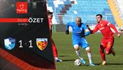 ÖZET   BB Erzurumspor 1-1 HK Kayserispor