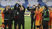 İZLE | Galatasaray derbi galibiyetini böyle kutladı