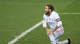 Real Madrid'e Ramos'tan kötü haber