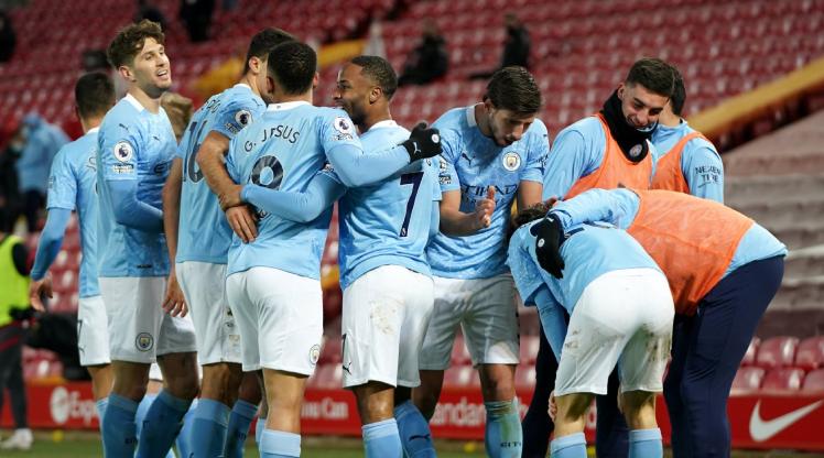 City, Liverpool'u bozguna uğrattı