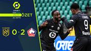 ÖZET | Nantes 0-2 Lille