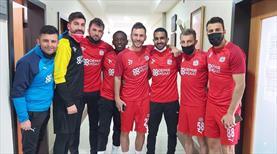 Sivasspor'da Goiano'nun sözleşmesi feshedildi