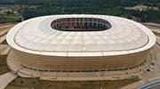 Yeni Adana Stadı derbiye yetişmedi