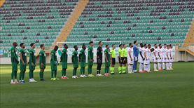 Akhisarspor - Y. Samsunspor maçının ardından