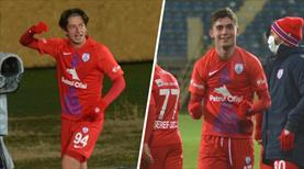 Altınordu'yu genç golcüleri taşıyor