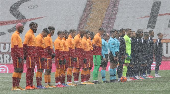 Galatasaray - Kasımpaşa maçının ardından