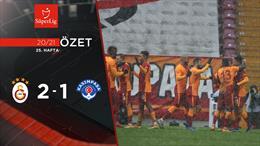 ÖZET | Galatasaray 2-1 Kasımpaşa