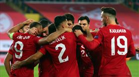 FIFA sıralamasında Türkiye'nin yeri değişmedi