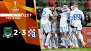 ÖZET   Krasnodar 2-3 Dinamo Zagreb